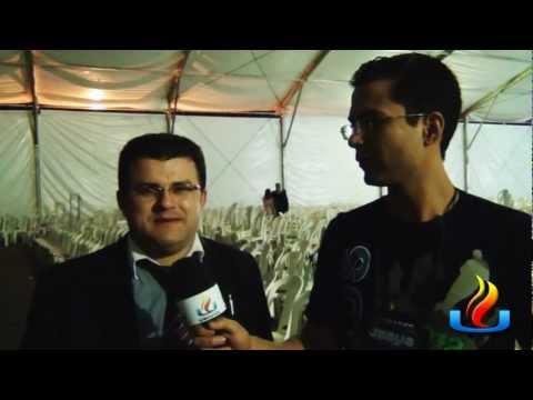 UMADEB 2012 - Dia 19-02 - Entrevista Pr. Benhur Lopes