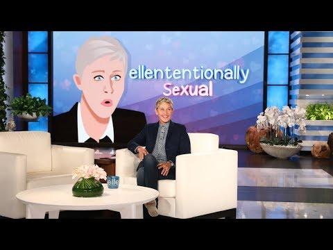 Ellen's 'Ellententionally Sexual' Moments
