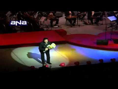 هانى شاكر يحيى حفل عيد الحب بدار الأوبرا