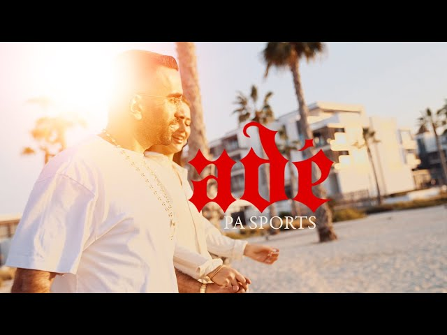 Play this video PA SPORTS - ADy prod. by Chekaa amp Chrizmatic