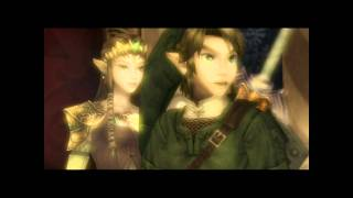 Legend of Zelda: Twilight Princess Final Boss Cutscenes