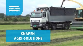 On- and offroad Knapen Trailers video