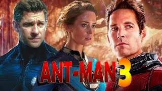 Kang, The FANTASTIC FOUR & Young Avengers In Ant-Man 3