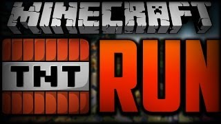 Minecraft : TNT Run Mini-Game (Ft.josechakar14)