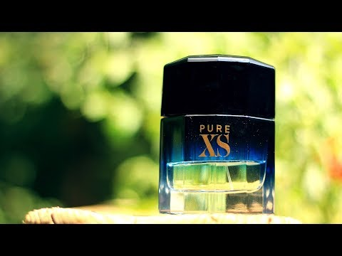 PACO RABANNE PURE XS FRAGRANCE REVIEW | GREAT DESIGNER FOR FALL