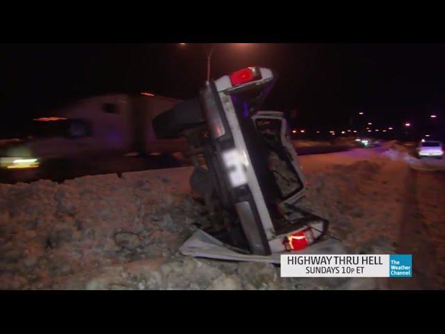 Highway Thru Hell: Close Call