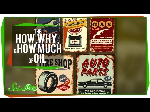 The How, Why, and How Much of Oil
