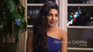 "Priyanka Chopra: ""I Believe in a Woman Having Curves"""