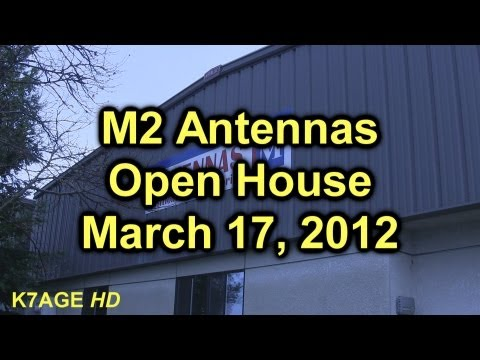 M2 Antennas Open House