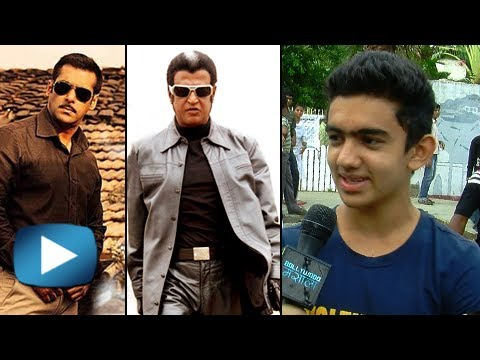 KICK SPECIAL - Fans React To Salman Khan's Comparison To Rajnikanth