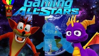 Gaming All-Stars: S1E3 - Crash To Insanity
