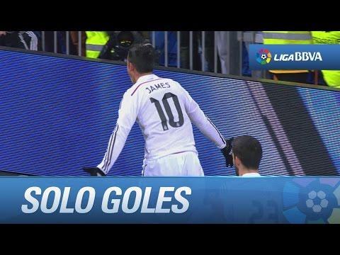 Todos los goles de Real Madrid (2-1) Sevilla FC