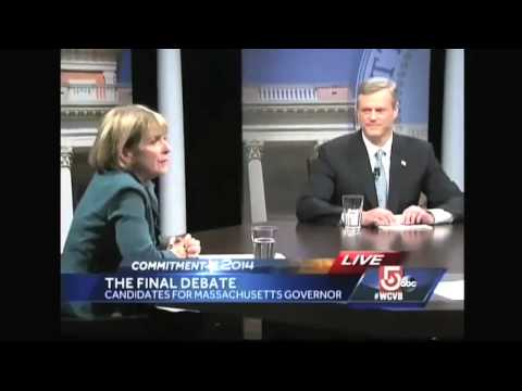 Martha Coakley Stumbles To The Finish Line