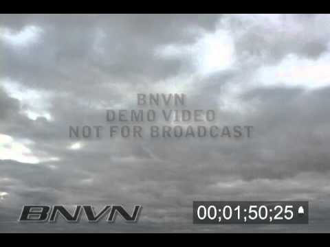 6/11/2008 Time-lapse footage of clouds rolling past the camera through the sky