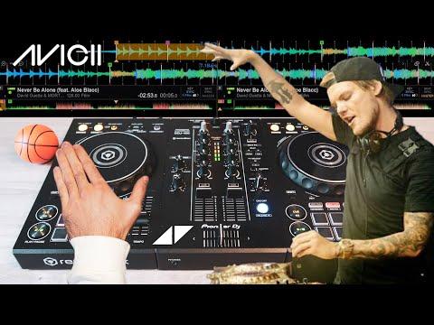 Avicii Live DJ Tribute ◢◤ 2021 | Pioneer DDJ 400