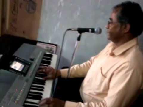 Jai Bhagwan Kamboj singing Sonu Nigams song Ab Mujhe Raat Din...