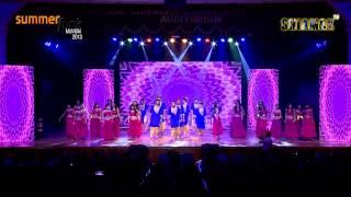 Ghagra - Dilli Wali Girlfriend - Shiamak Summer Funk 2013 - Mumbai