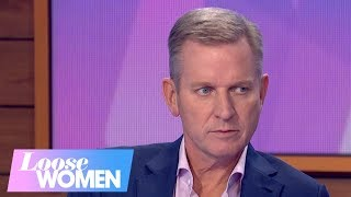 Jeremy Kyle Discusses the Return of The Kyle Files | Loose Women