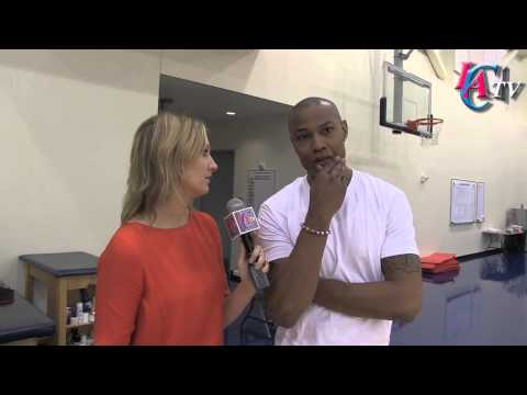 Caron Butler Exit Interview