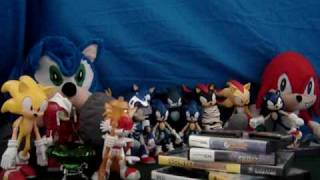 Sonic Action Figure Collection