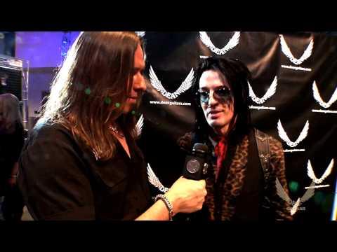 Dean Guitars 2015 N.A.M.M. Highlights - Kenny Kweens interview