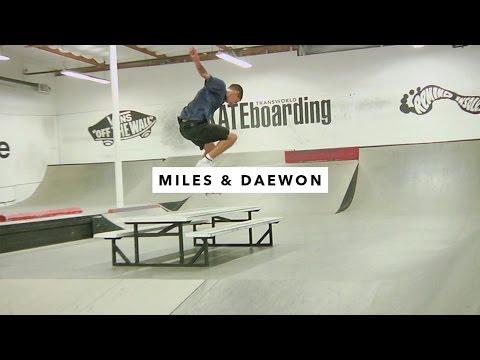 TWS Park: Miles Silvas and Daewon Song