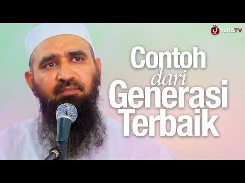 Pengajian Ulama: Contoh Dari Generasi Terbaik - Syaikh Dr. Malik Husain Sya'ban