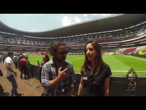 Tour Privado Estadio Azteca video