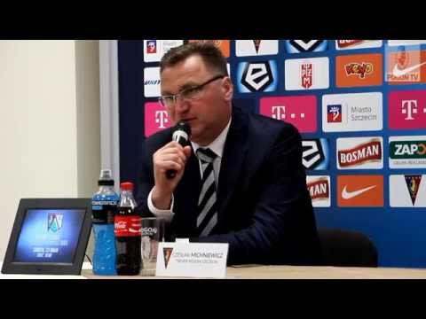 Pogoń Szczecin 1-3 Lechia Gdańsk (KONFERENCJA)