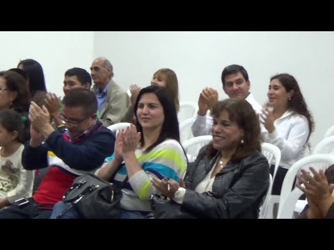 Hugo Romero en Homenaje a las Madres Romerisimas: Marinera Antonia