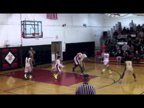 Here are video highlights from Bound Brook's 88-57 victory over Cardinal McCarrick in one of the finales in the first annual GMC-Skyland Challenge. The Crusaders, ranked second in Somerset...