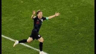 Luka Modric - Top 10 Goals for Croatia Ever