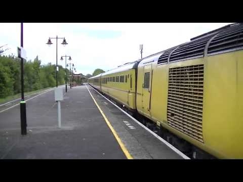 43062 & 43013 London Paddington to Derby R.T.C.(Network Rail)