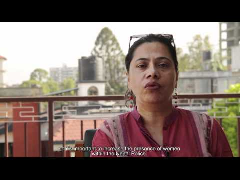 Women and security in Nepal
