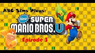 New Super Mario Bros Wii U (100% Complete Guide)- World 2 Levels 1-Tower