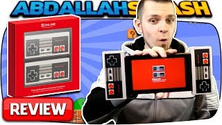 Nintendo Switch NES Controller HANDS-ON Review & LIVE Gameplay