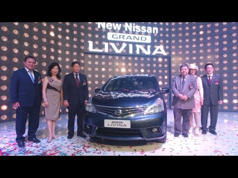 MALAYSIA EDARAN TAN CHONG MOTOR (ETCM) UNVEILED THE NEW NISSAN GRAND LIVINA
