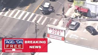 Hostage Situation at Trader Joe's in Los Angeles - LIVE BREAKING NEWS COVERAGE