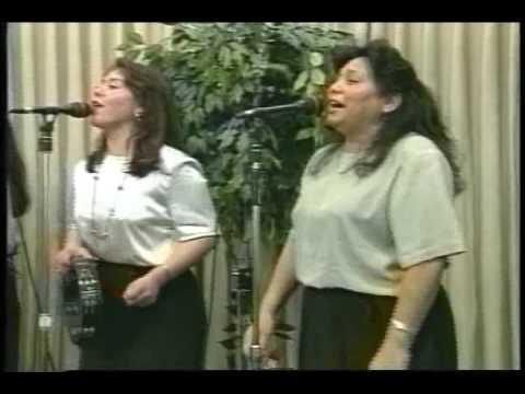 GRUPO INSPIRACION DAVID DANZABA CANTAD A JEHOVA CANTICO NUEVO