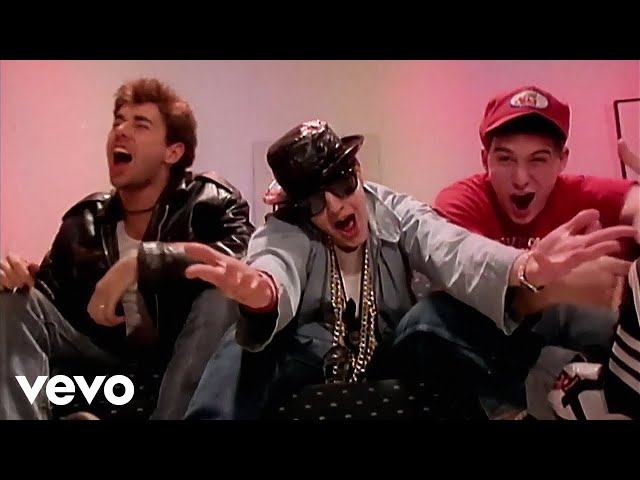 Beastie Boys - You Gotta Fight For Your Right To Party