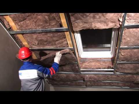 Jak zateplit střechu