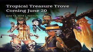 Blade & Soul - Tropical Treasure Trove Overview