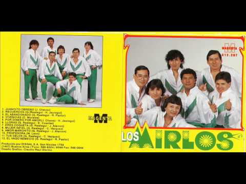 LOS MIRLOS LOS EXITOS CD ENTERO COMPLETO