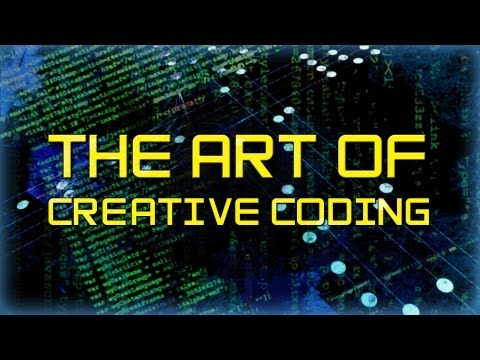 The Art of Creative Coding | Off Book | PBS