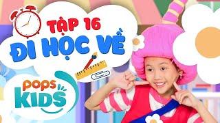 Mầm Chồi Lá Tập 6 - Đi Học Về | Nhạc Thiếu Nhi Hay Cho Bé | Vietnamese Songs For Kids