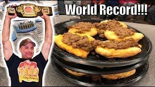 Fortune Bay Indian Taco Eating Championship | Feat. Geoff Esper, Joey Chestnut, Miki Sudo