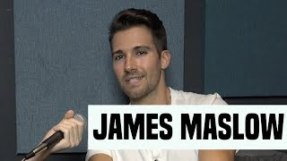 "James Maslow Talks ""All Day"" & Performs LIVE!"