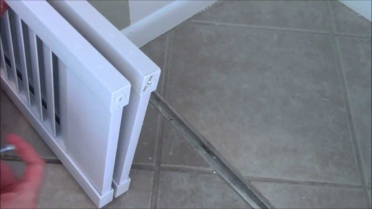 How To Install A Bifold Door Youtube