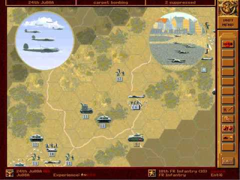 Let's Play Panzer General 016: The Fall of France Part 2