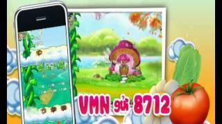 Game | Game khu vườn trên mây | Game khu vuon tren may